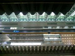 大阪駅なう